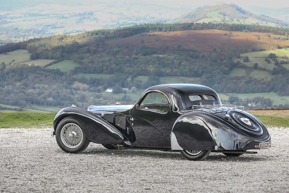 Bugatti Type 57S Atalante aus dem Jahre 1937