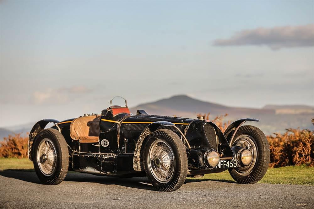 Bugatti Type 59 Sports aus dem Jahre 1934