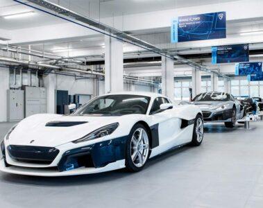 Bugatti-Verkauf an Rimac
