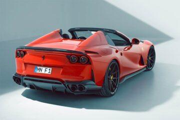 Ferrari 812 GTS Tuning von NOVITEC