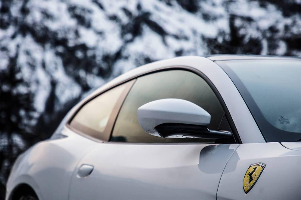 Ferrari SUV Purosangue 2022