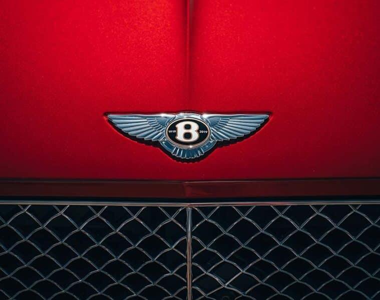 Logo von Bentley