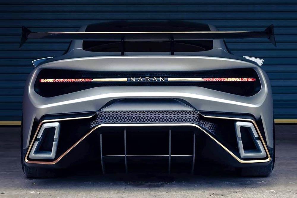 Naran Hyper Coupe auf 49 Exemplare limitiert