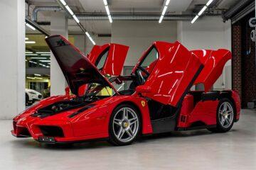 Sebastian Vettel verkauft seine Auto-Sammlung
