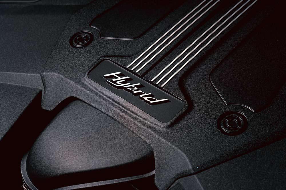 Im Bentayga Hybrid leistet der Motor 449 PS