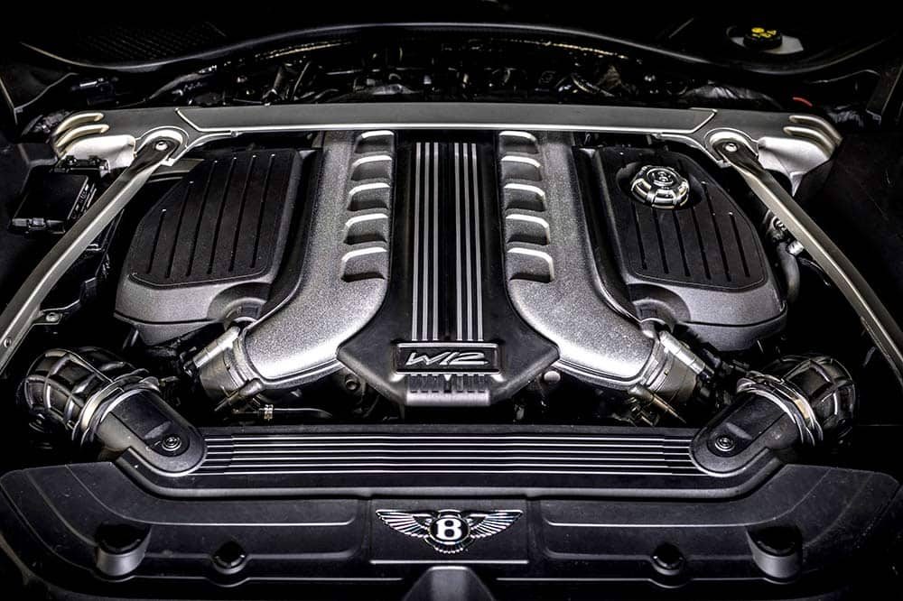 GT Speed mit seinem 659 PS W12 TSI Motor