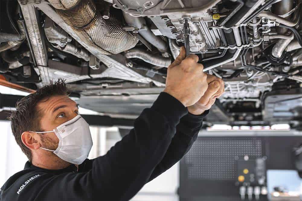 Der neue Bugatti Serviceplan gilt für Veyron und Chiron