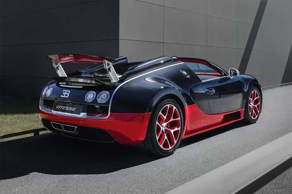 Bugatti Veyron Grand Sport Vitesse - mit 420 km/h in den Frühling starten
