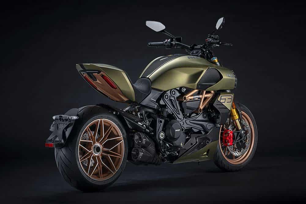 Ducati Diavel 1260 Lamborghini-Style