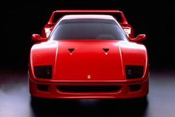 Ferrari F40 Preise