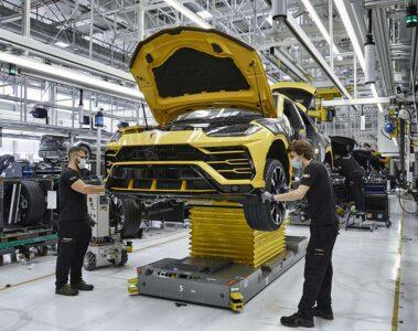 Lamborghini Urus Plugin-Hybrid