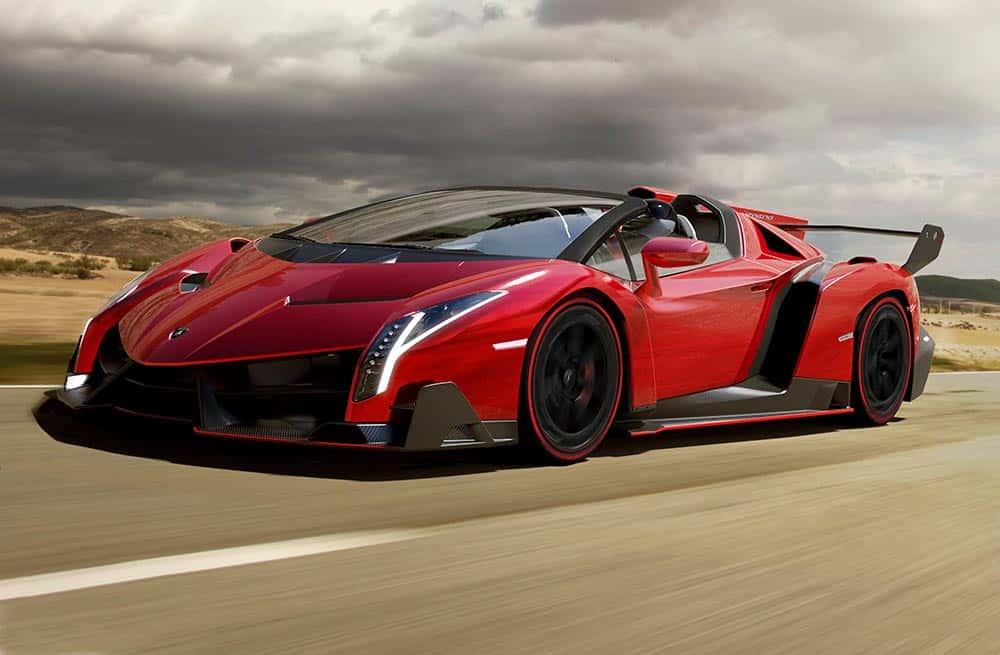 Lamborghini Veneno Roadster, mehr als ein offener Sportwagen