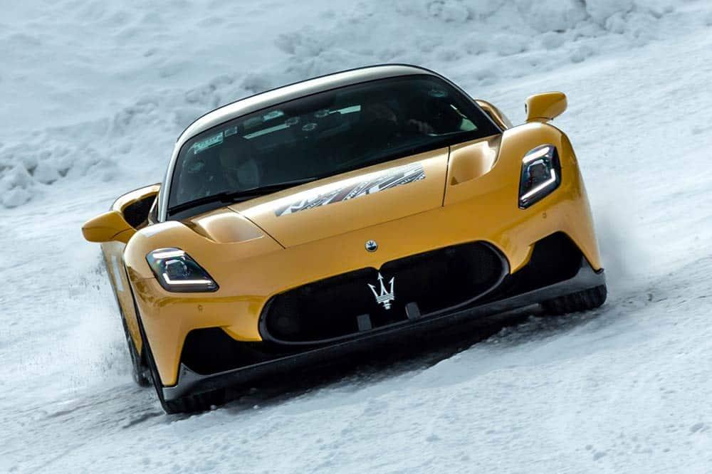 Maserati MC20 Supersportwagen