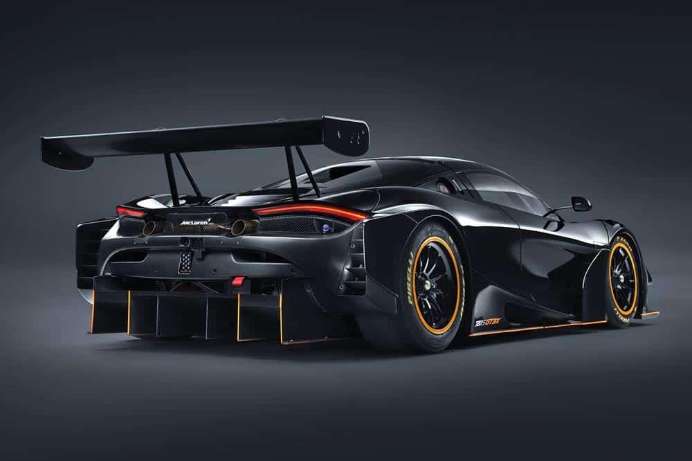 Der 720S GT3X ist Track-only-Modell mit viel Carbon und Renntechnik