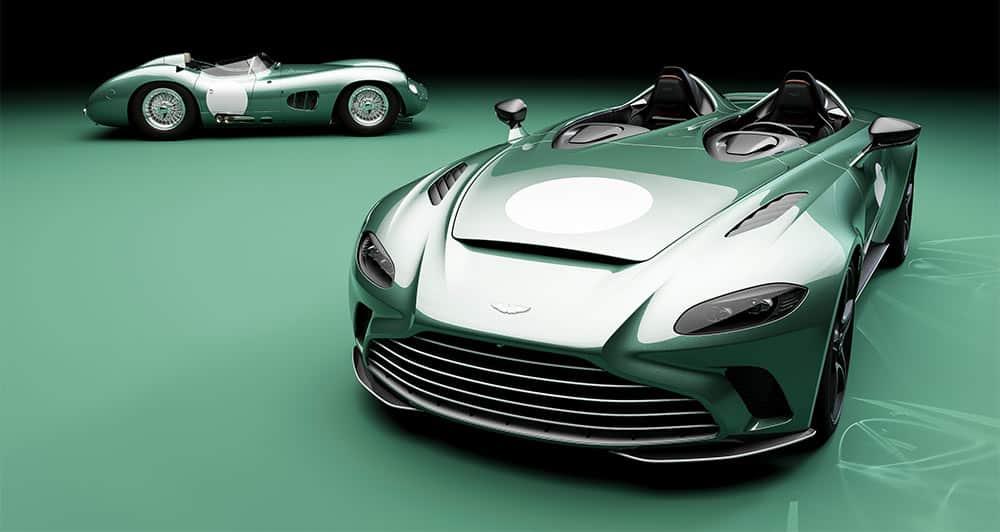 Viele Designelemente erinnern an den Le Mans-Rennwagen von 1959
