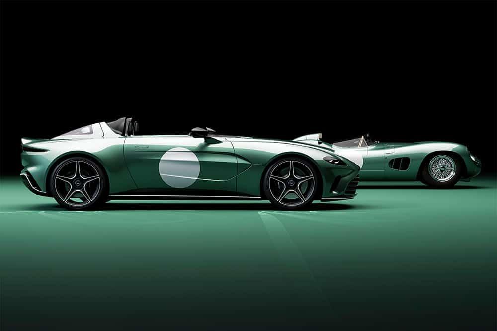 Aston Martin V12 Speedster DBR1