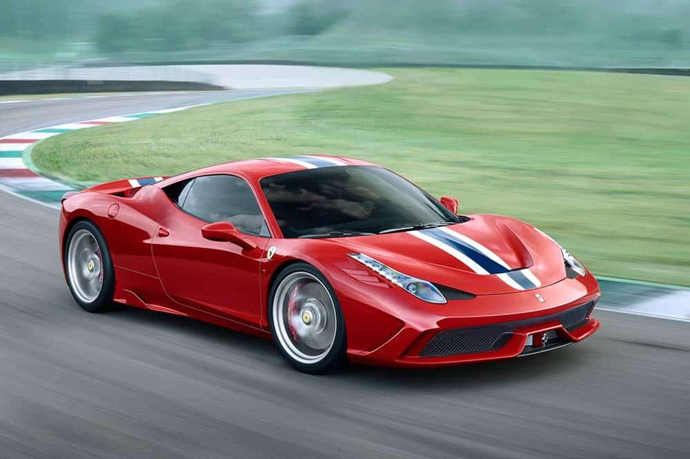Der Ferrari 458 Speciale wird zu einem Kult- und Sammlerauto mit guten Renditen