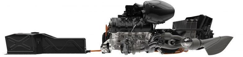 Koenigsegg Regera Powertrain - Die Antriebsheinheit des Supercars