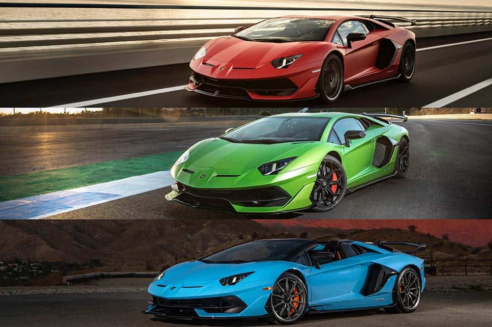 Ad Personam Lieblingsfarben: Rosso Efesto, Verde Alceo und Blu Cepheus