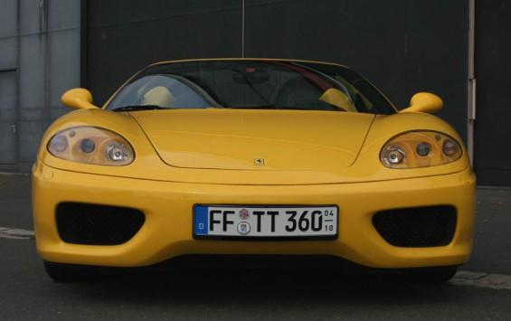 Ferrari 360 Modena F1 zu verkaufen – Topzustand und scheckheftgepflegt